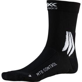 X-Socks MTB Control Skarpetki, black melange